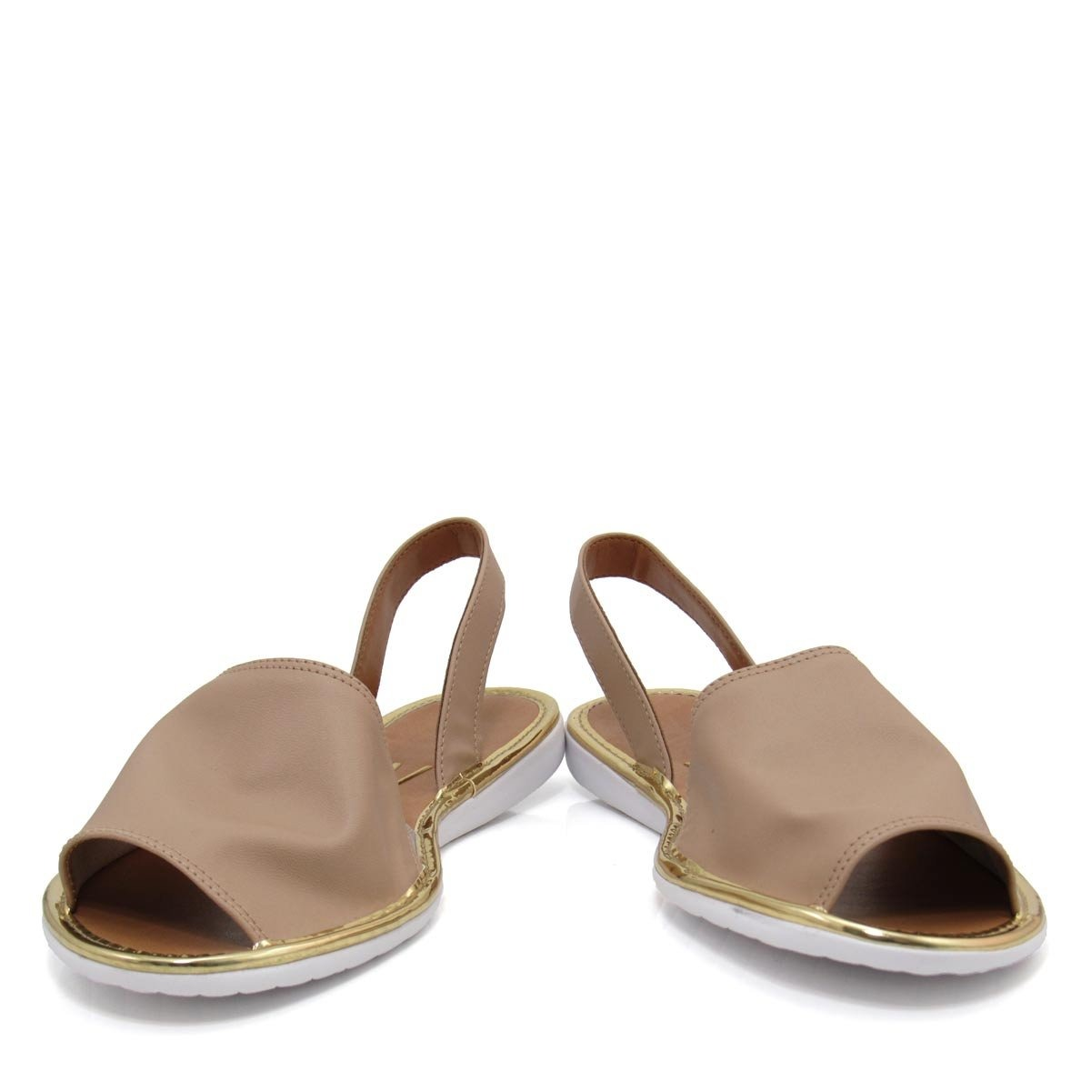 88e7eebc2f sandália rasteira avarca feminina vizzano 6280100 pelica. Carregando zoom.