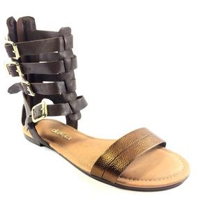 2b21391e7c Sandalias Femininas Dakota Rasteira Gladiadora - Sapatos no Mercado ...