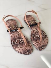 2523b3ad0 Sandalias Femininas Rasteiras Cobra - Sapatos com o Melhores Preços no  Mercado Livre Brasil
