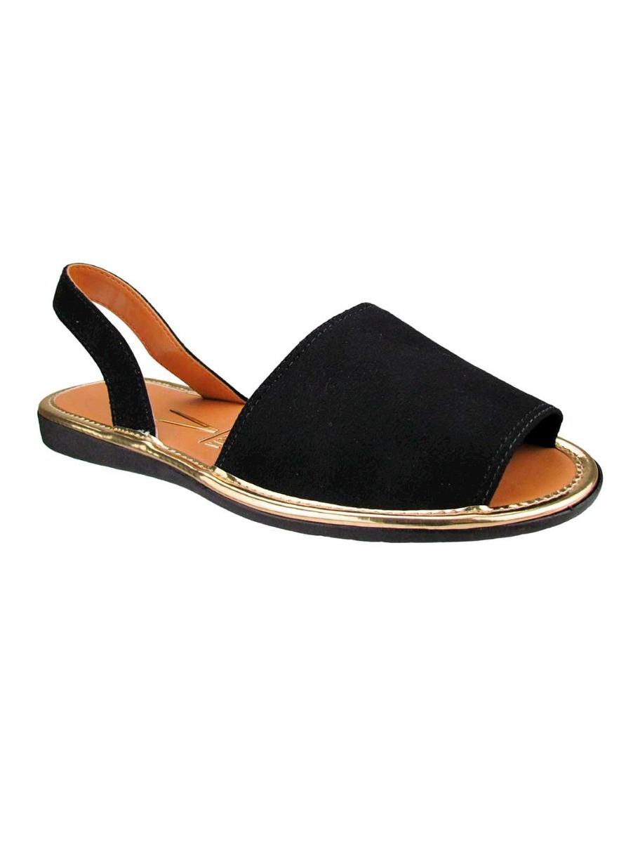 26b57d083e sandália rasteira feminina avarca vizzano 6280100. Carregando zoom.