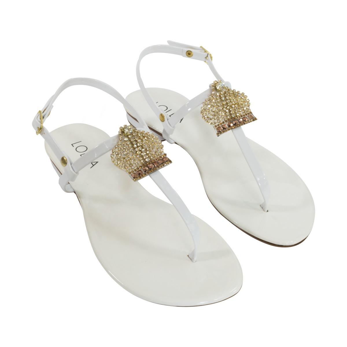 072ac2cb82 sandália rasteira feminina moda verão. Carregando zoom.