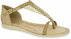 8ed5633fb Sandalia Ramarim Com Brilho 1263201 Feminino Rasteiras - Sapatos no Mercado  Livre Brasil