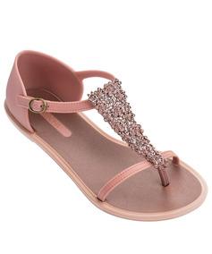 cf3bc5ab2 Sapato Rose Azaleia Feminino Sandalias Grendha - Sapatos no Mercado ...