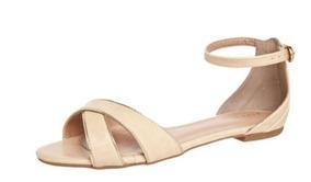 0847d7fb90 Sandálias Rasteiras Dafiti - Sapatos no Mercado Livre Brasil