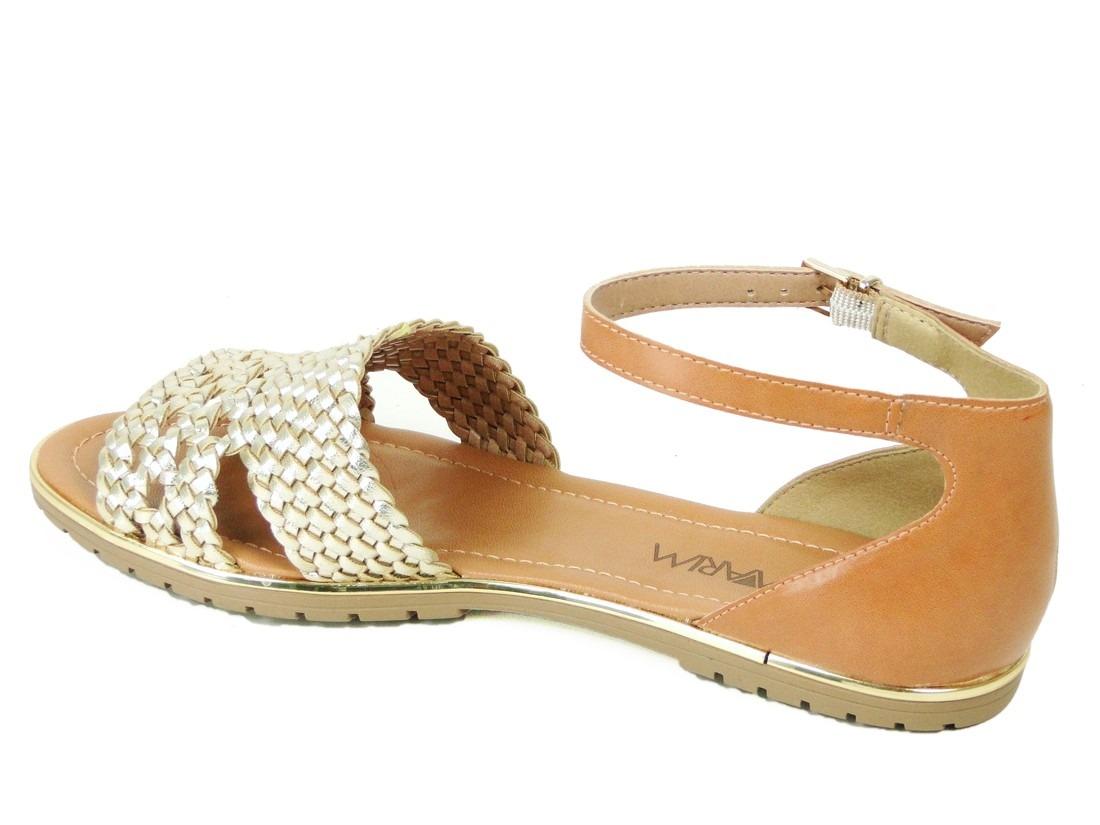 7f70d9d02 sandália rasteira huarache feminina ramarim lançamento 2017. Carregando  zoom.