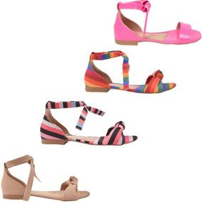 26d384b528 Rasteira Gladiadora Feminino - Sapatos no Mercado Livre Brasil