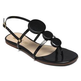 d8232f945 Sapato Preto Laura Prado - Sandálias e Chinelos no Mercado Livre Brasil