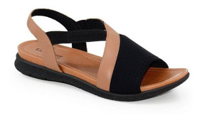 7ad3b7eaa Sandália Usaflex Care Joanetes Medusa - Sapatos com o Melhores ...