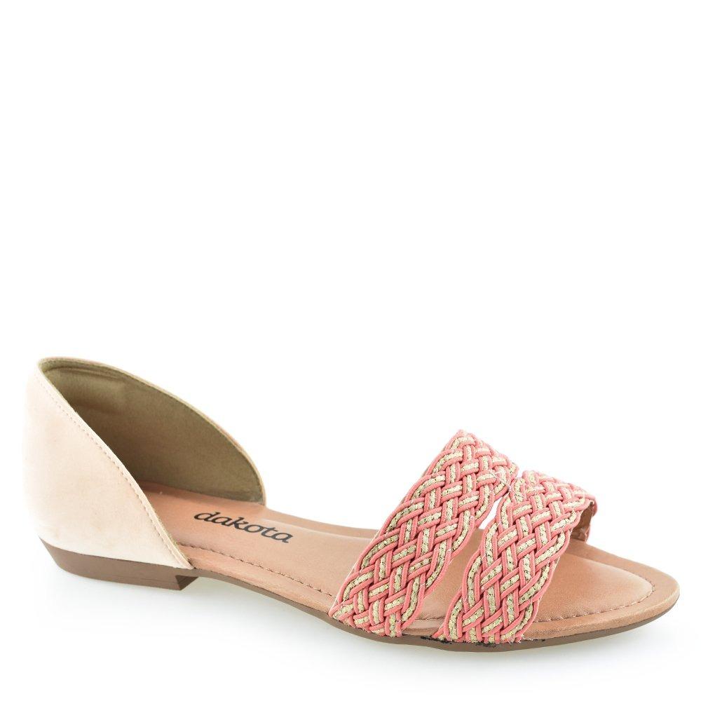 8e03715626 sandália rasteira trançada dakota z3071 - cirandinha. Carregando zoom.