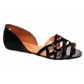 fc592f52a3 Sapato Verniz Cristal Brilho Vizzano Feminino - Sapatos no Mercado ...