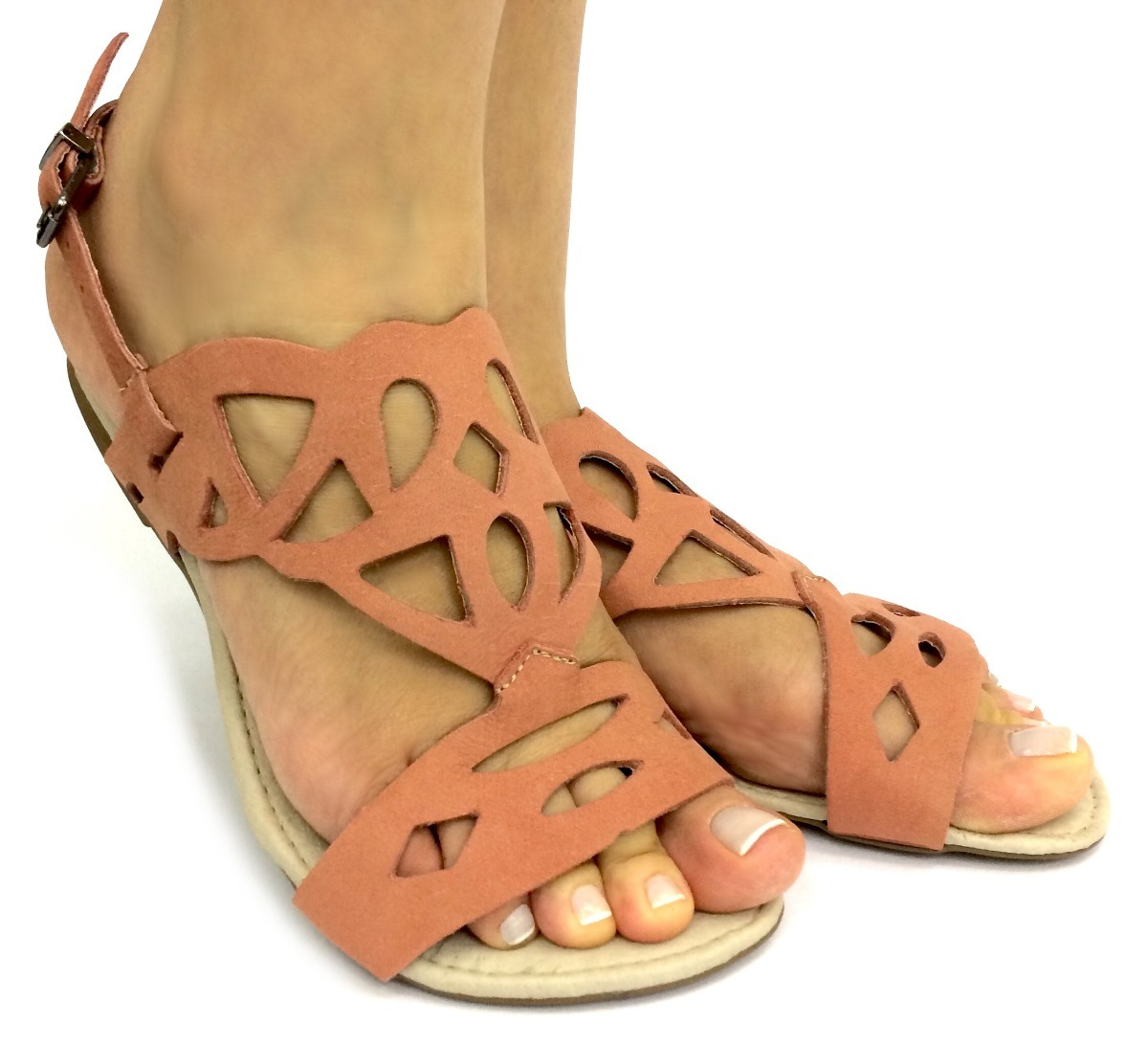 df16f31d4a sandália rasteirinha couro feminina bonita barata rasteira. Carregando zoom.