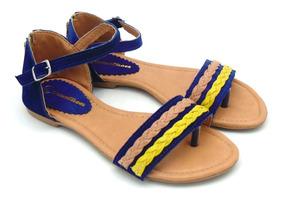5d384f967 Sandalia Eggos Shoes Feminino Rasteiras Bahia Salvador - Sapatos com ...