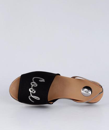 sandália rasteirinha feminina avarca vizzano 6327206