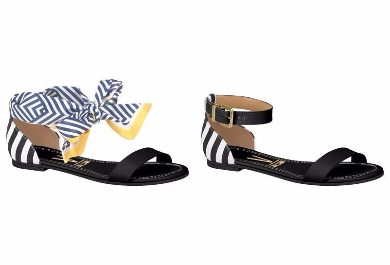 8a108d94d sandália rasteirinha feminina vizzano 62351100 lenço. Carregando zoom.