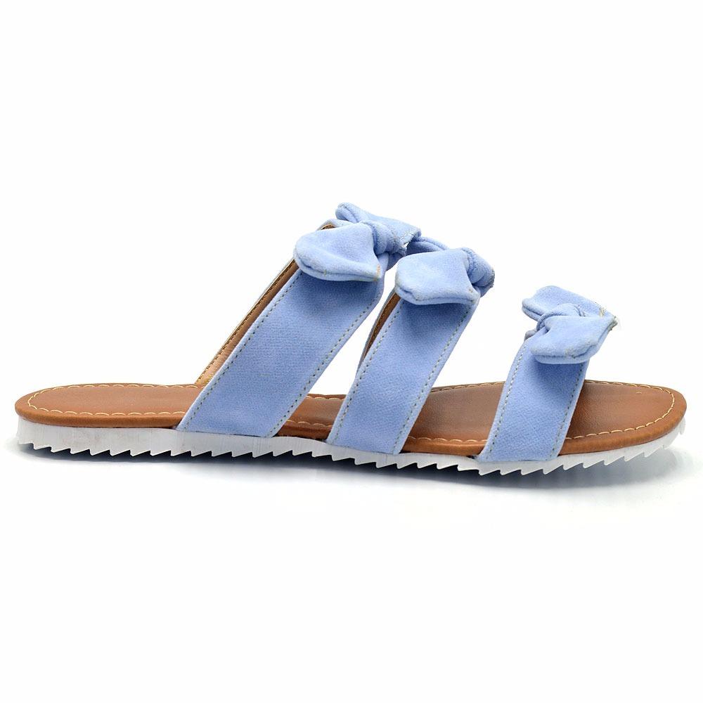 90fc6ad922 sandália rasteirinha rasteira laços estilo arezzo lancamento. Carregando  zoom.