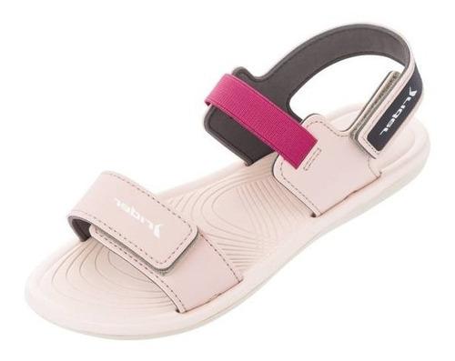 sandalia rider plush sandal i v fem