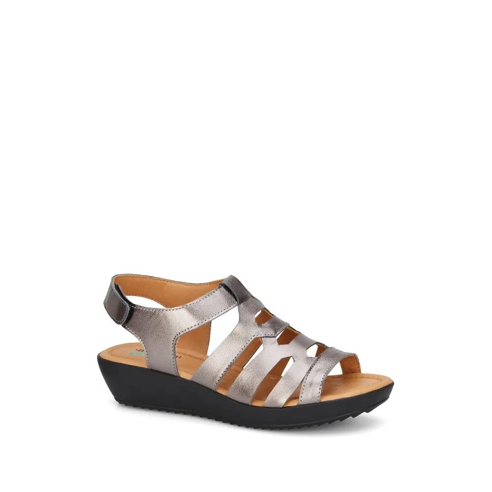 2659107549 Sandalia Roma Velcro Tropical Ajuste Cómodas 00 Dama Ybyfg76