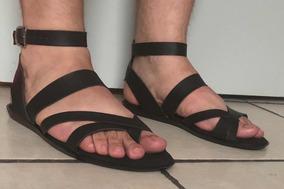 En Mercado Zapatos Libre Caballero Sandalias Romanas México USpMVLqzG
