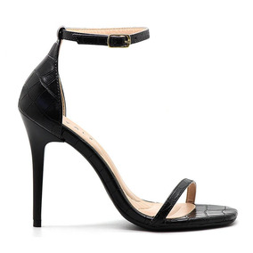 4ae0ec724 Penelope Sandalias Femininas Salto Outros - Sapatos no Mercado Livre Brasil