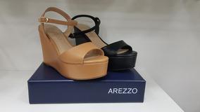 fceb4d2a6 Scarpin Anabela Arezzo - Sapatos com o Melhores Preços no Mercado Livre  Brasil