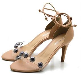 29a9f6ef56 Sandalia Salto Bola Novo Num Sandalias Agulha Feminino - Sapatos no Mercado  Livre Brasil