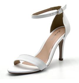 301818aa7 Sandália Arezzo Salto Alto Tam 36 Muito Confortável - Sapatos com o ...