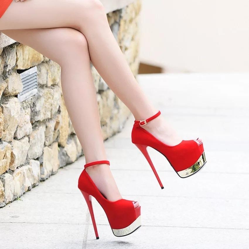 beaf024ec9 sandália salto alto fino importada de luxo!( por encomenda ). Carregando  zoom.