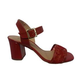 59d3fe253 Sandalia De Renda Alto - Sapatos com o Melhores Preços no Mercado ...