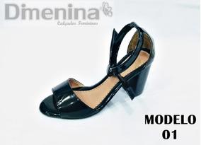 f476cacbc8 Sapato Com Salto Para Criança De 8 Anos Baratos Plataforma - Calçados,  Roupas e Bolsas com o Melhores Preços no Mercado Livre Brasil