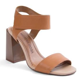 24e05f9f0b Sandália De Salto Morena Rosa - Sapatos no Mercado Livre Brasil