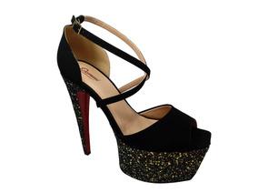 3ed0ca395 Salto Alto Tamanho 32 - Sapatos com o Melhores Preços no Mercado Livre  Brasil