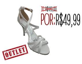 8e61277ac Salto Alto Beira Rio Conforto - Sapatos com o Melhores Preços no Mercado  Livre Brasil