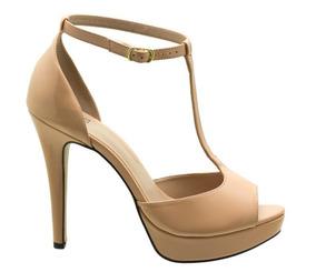 9917d97ad Salto Alto Tamanho 44 Feminino - Sapatos no Mercado Livre Brasil