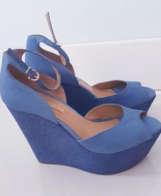 e4c5a6942 Sapato Arezzo Com Salto Anabela - Sapatos com o Melhores Preços no Mercado  Livre Brasil