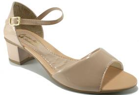 9e5567f620 Liquidaco Sandalia Salto 6 Cm Feminino - Calçados