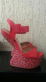 7fa07f61bc Sandalias Salto Fantasma - Sapatos no Mercado Livre Brasil