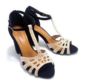 1411757bb Sandalias Femininas Festa / Noite Lindas E Confortáveis - Calçados ...