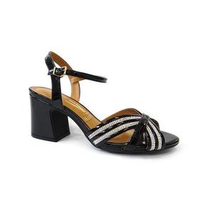 132090984 Sandalias Femininas Salto 4,5 - Sapatos com o Melhores Preços no Mercado  Livre Brasil
