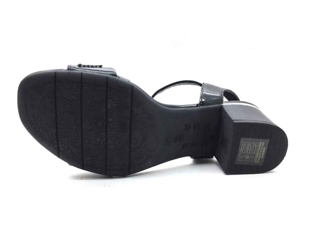 da77d70ff9 sandália salto grosso baixo comfortflex preta oferta. Carregando zoom.
