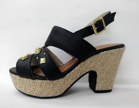 dbe365df9ec9 Sandalia Salto Agulha Gabriela Serrano - Sapatos com o Melhores ...