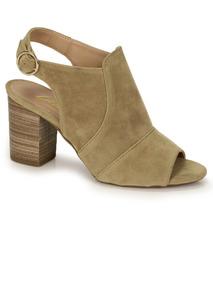 8731da479 Sandalia Salto Lara Feminino Sandalias - Sapatos no Mercado Livre Brasil