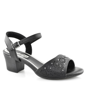 fd6b9d0f8 Sandálias Com Salto Feminino Sandalias Comfortflex - Calçados, Roupas e  Bolsas com o Melhores Preços no Mercado Livre Brasil