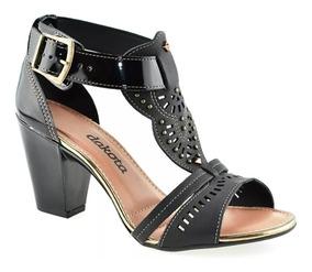545504ce7 Todas Sandalia Dakota - Sandálias e Chinelos Femininas Sandálias Preto com  o Melhores Preços no Mercado Livre Brasil
