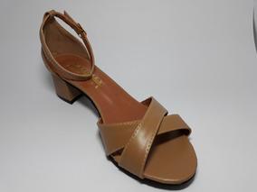 8c06a5f016 Sapato Nude De Salto Numero 33 - Sapatos no Mercado Livre Brasil