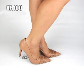 94534fdfdd Sandália Salto  Scarpin Modelos Variados - Queima De Estoque