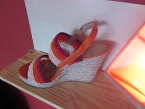 d1e01c9a0 Sandalia Anabela Suzana Santos - Sapatos com o Melhores Preços no Mercado  Livre Brasil