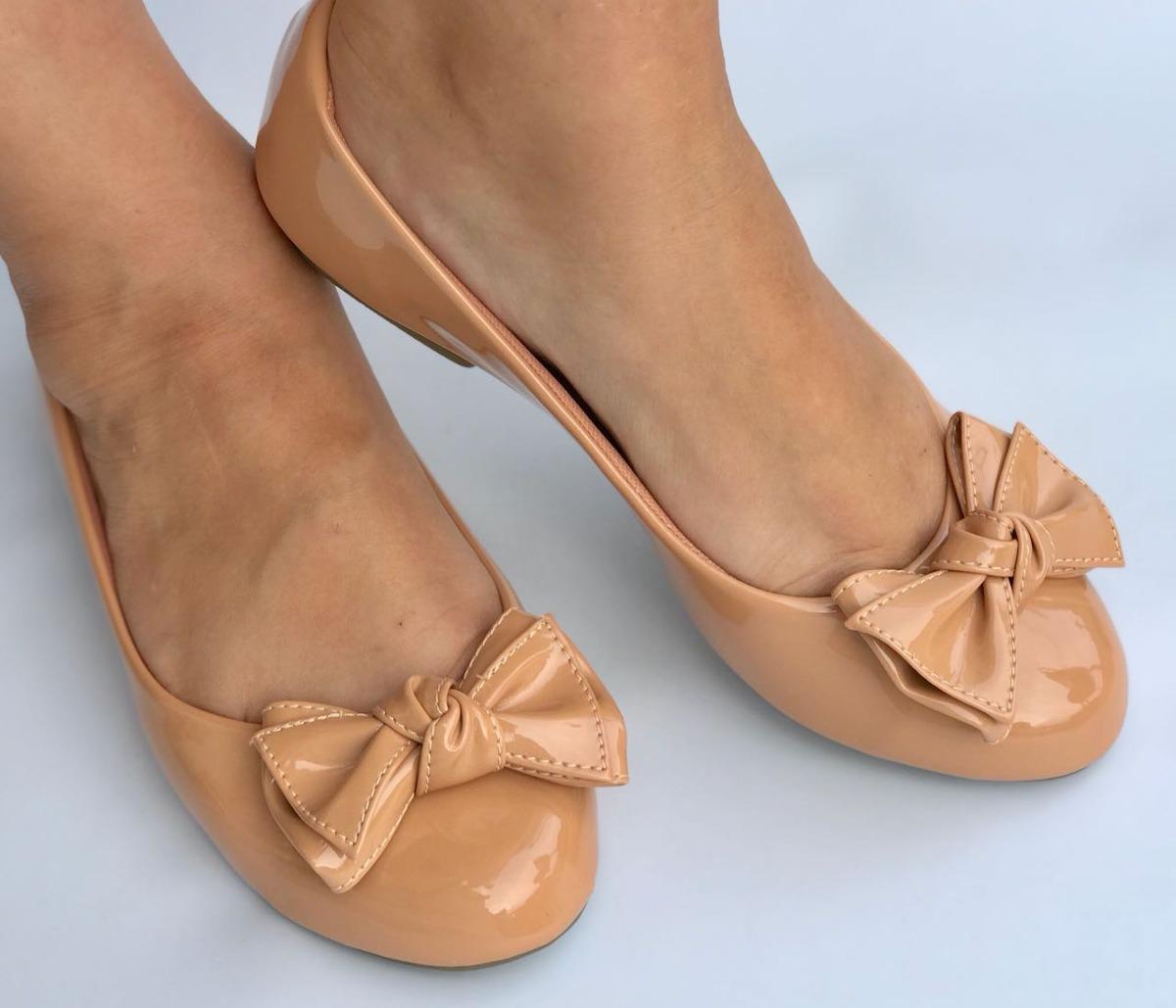 ab9daea7ca2 sandalia sapatilha rasteira linda barato laco cores. Carregando zoom.