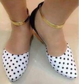 67dbbb106e Sandalias Salome Bico Fino - Sapatos no Mercado Livre Brasil