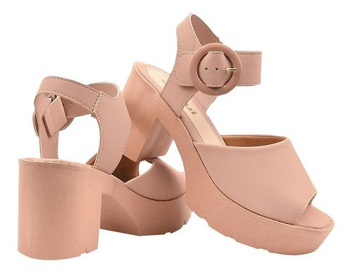 sandália sapato feminina chiquiteira chiqui/5093