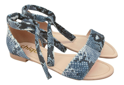 sandália sapato feminina chiquiteira chiqui/53134